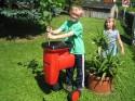 Vorführgerät Gartenhäcksler